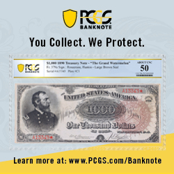 PCGS Banknote